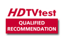 TX-P42C3B, HDTV Test, Qualified Recommendation, March 2011